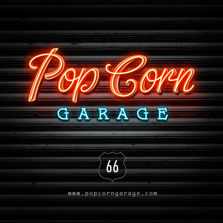 PopCorn Garage. 66 films references hidden in a garage. Will you be able to find them?